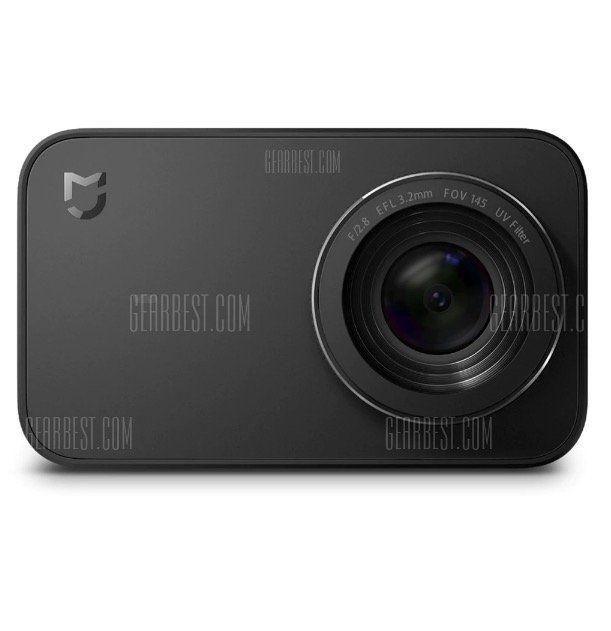 Xiaomi Mijia Action Cam mit 4k (30 fps) für 74,61€ (statt 89€)