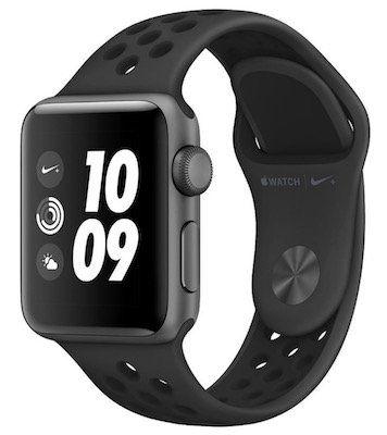 Apple Watch Nike+ Series 3 42mm (ohne LTE) für 294,72€ (statt 320€) + bis 38€ in Superpunkten