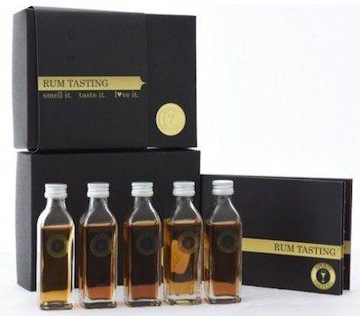 Spirit Tasting Gin oder Rum Paket für je 18,39€ (statt 30€)