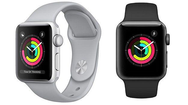 Günstige Apple Watches bei Rakuten   z.B. Series 2 42mm Aluminium für 313,39€ (statt 357€) + 36,80€ in Superpunkten