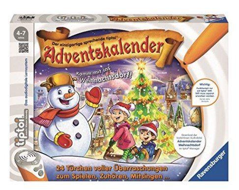 tiptoi Adventskalender das Weihnachtsdorf für 9,99€ (statt 15€)   nur Prime Mitglieder