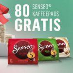 80 Senseo Pads effektiv gratis dank Cashback