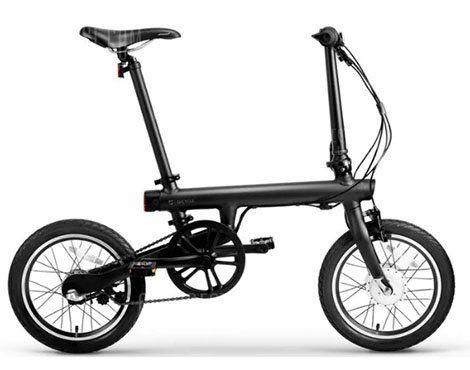 Xiaomi QiCYCLE   smartes E Bike mit bis zu 45 Km Reichweite für 456,18€ (statt 519€)