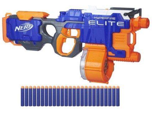 Nerf N Strike Elite   Hyper Fire Blaster für 33,99€ (statt 44€)