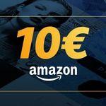 Knaller! Amazon Music Unlimited gratis testen und 10€ Amazon Gutschein erhalten