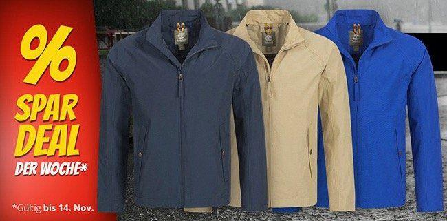 Top! Timberland Mount Clay Waterproof Jacke für 28,94€