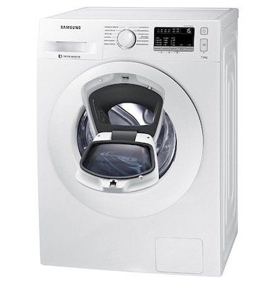 Samsung WW80K4420YW Waschmaschine mit AddWash, 8kg und A+++ für 508,90€ (statt 599€)