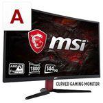 MSI Optix G27C2-305D – 27 Zoll Full HD Monitor mit 144Hz für 299,99€ (statt 395€)