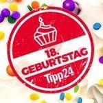 Tipp24 Geburtstag: 8 Felder Lotto für 8,50€ + gratis EuroJackpot und Euro Millones