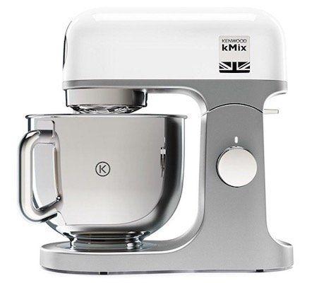 Kenwood kMix KMX750WH Küchenmaschine für 268€ (statt 342€)