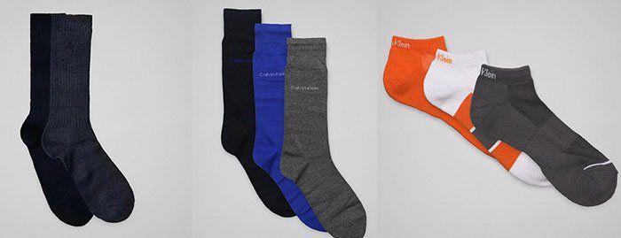 Calvin Klein Socken für Damen und Herren bei vente privee