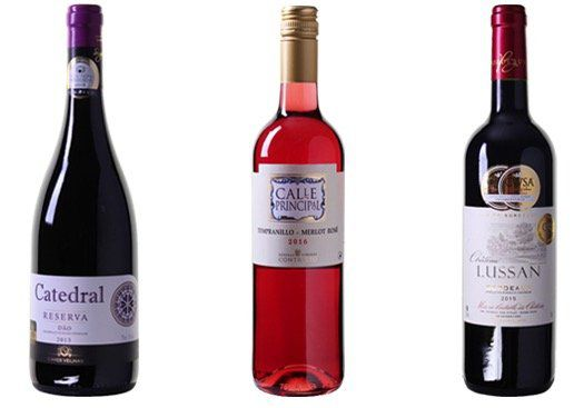 Südländisches Wein Probierpaket mit 6 Weinen für 34,94€
