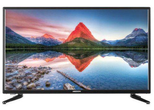 Medion P12312   31,5 Zoll Fernseher mit DVD Player für 188€ (statt 230€)