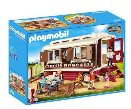 Playmobil Roncalli Café des Artistes für 20,94€ (statt 33€)