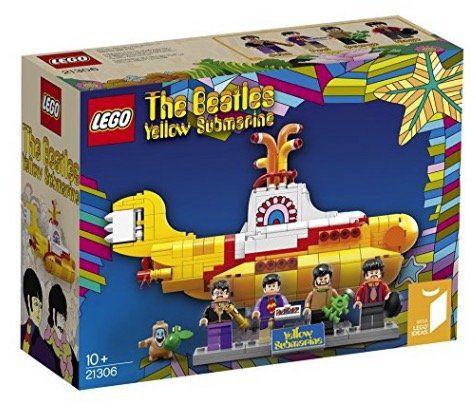 Lego The Beatles   Yellow Submarine (21306) ab 44,99€ (statt 58€)