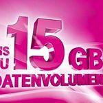Telekom Prepaid Tarife mit bis zu 1,5GB LTE + gratis bis zu 15GB (für 1 Monat)