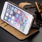 Smartphone Hüllen aus Kunstleder für je 3,99€