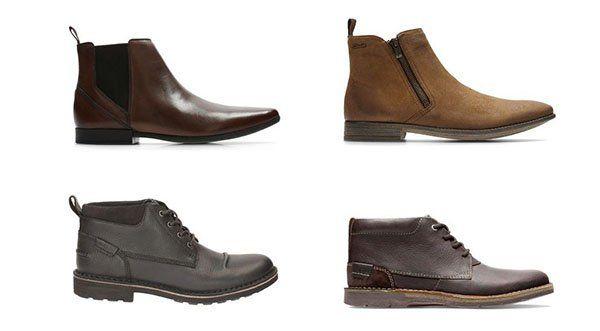 Clarks Stiefel und Boots mit 20% Extra Rabatt + VSK frei