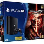 PlayStation 4 Pro 1TB + Tekken 7: Deluxe Edition für 375,48€ (statt 414€)