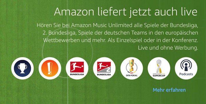 4 Monate Amazon Music Unlimited für Primer einmalig 0,99€ testen statt 31,96€   TIPP!
