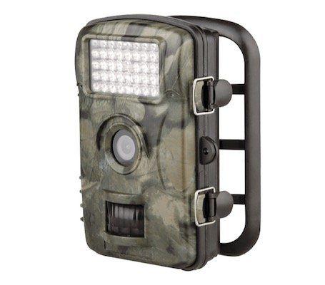 ALESSIO HC4 Wildkamera in Camouflage mit TFT Farbdisplay für 66€(statt 80€)