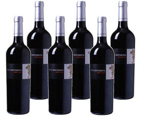 6 Flaschen Bodegas Vega Moragona Vinas Viejas für 39,99€ (statt 68€)
