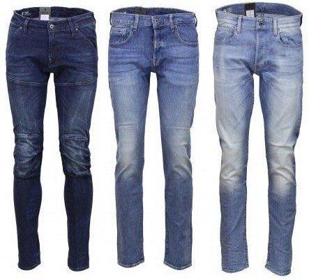 G Star Herren Jeans für 59,95€ (statt 75€)   eBay Plus nur 53,96€