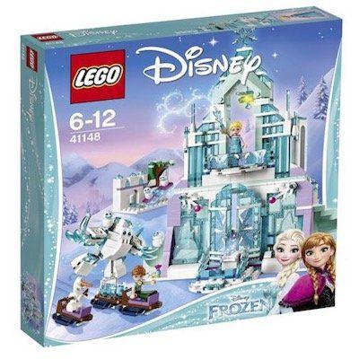 Lego Disney Frozen   Elsas magischer Eispalast (41148) für 39,99€ (statt 51€)