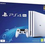 Playstation 4 Pro in Weiß für 329€ (statt 399€)