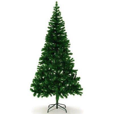 Künstlicher Weihnachtsbaum (180cm, 533 Spitzen) für 19,99€