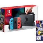 Schnell? Nintendo Switch mit Schlag den Star für 301€ (statt 353€)