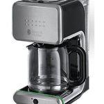 Russell Hobbs Geräte stark reduziert – z.B. Glas-Kaffeemaschine für 29,12€ (statt 56€)