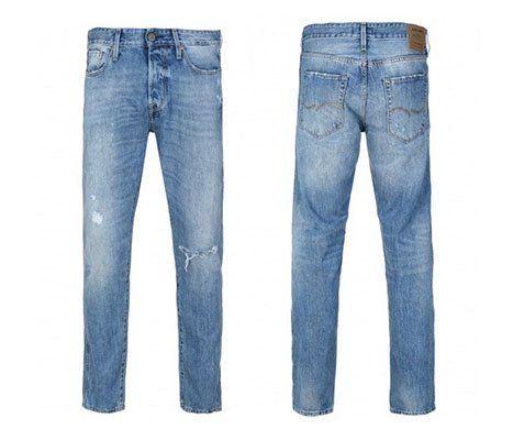 Jack & Jones Erik Icon BL 787 Herren Jeans für 32,99€ (statt 53€)