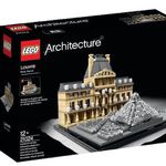 Lego Architecture 21024 – Louvre für 33,61€ (statt 48€)