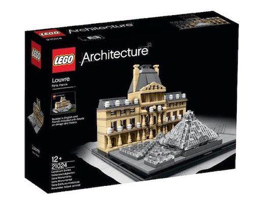 Lego Architecture 21024   Louvre für 33,61€ (statt 48€)