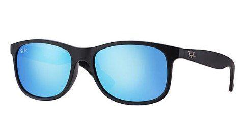 Ray Ban Andy RB4202 Sonnenbrille für 60€ (statt 75€)