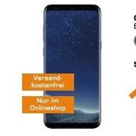 TOP! o2 Free L mit 20GB LTE für 39,99€ mtl. + Samsung Galaxy S8 Plus für 1€
