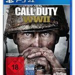 Schnell sein! Call of Duty: WWII (PS4) für 30€ inkl. VSK (statt 54€)