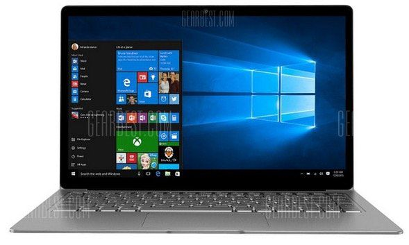 Chuwi Lapbook Air Notebook (14.1 Zoll FHD, Quad Core, 8GB RAM, Win10) für 321,90€   aus EU!