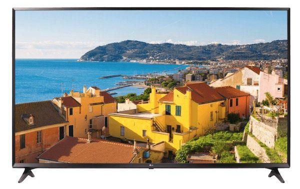 LG 49UJ6309   49 Zoll 4K Fernseher für 399€ (statt 499€)