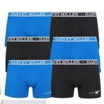 6er Pack Harvey Miller Boxershorts für 22,99€
