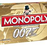 Monopoly – James Bond Gold Edition für 24,99€ (statt 44€)