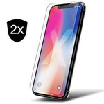 Abgelaufen! 2er Pack iPhone X Schutzfolie gratis (statt 9€)