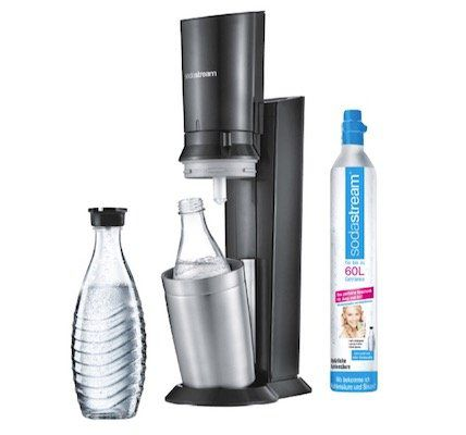TOP! Sodastream Crystal 2.0 Wassersprudler für 69€ (statt 102€)   Zahlung via Masterpass!