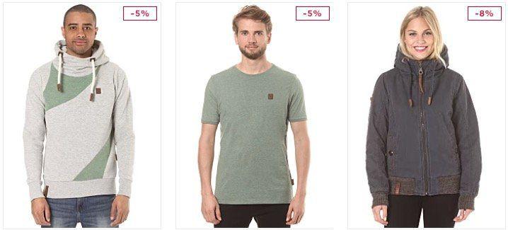 Naketano Outlet Sale bei Planet Sports bis  40% + 20% Rabatt   z.B. Naketano Cruiser Jacke für 68€ (statt 84€)