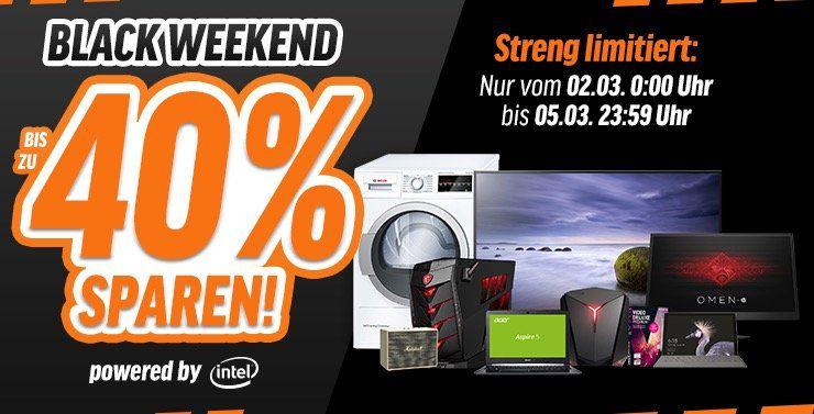 Notebooksbilliger Black Weekend – z.B. Acer H6519ABD Full HD Beamer für 441,15€ (statt 488€)