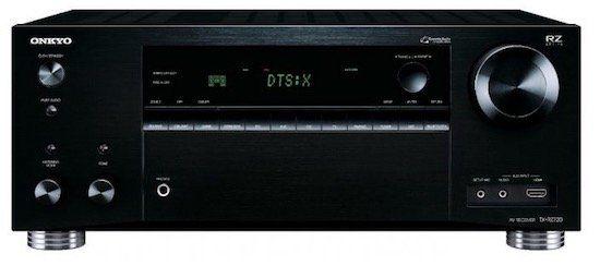 Onkyo TX RZ 720 AV Receiver für 479,99€ (statt 598€)