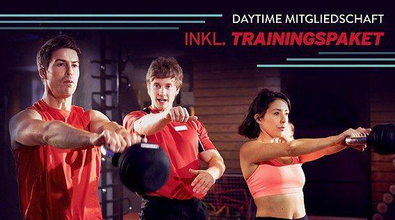 Fitness First Daytime Mitgliedschaften bei vente privee   z.B. PK1 für alle Clubs für nur 150€