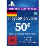 50€ Sony PlayStation Network Card für 41,47€