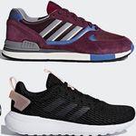 adidas Outlet Deals des Tages + 20% Gutschein – z.B. adidas Quesence Sneaker für 61,97€ (statt 77€)